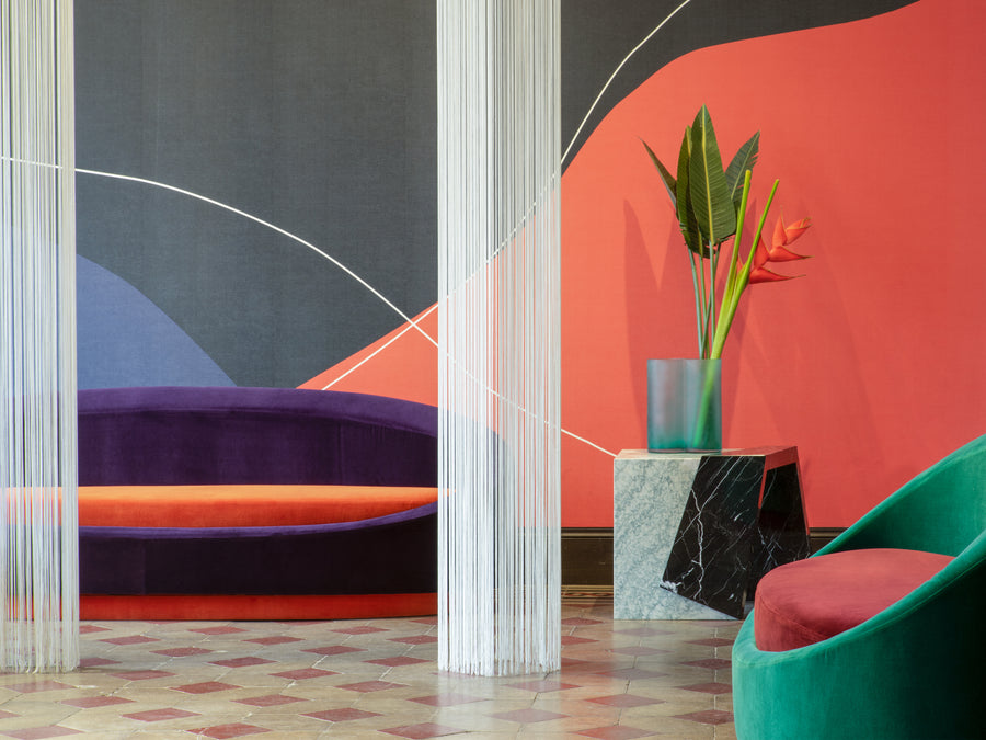 ALL AROUND Sofa by Pierre Gonalons for Paradisoterrestre - DUPLEX DESIGN