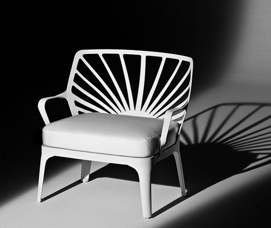 SUNRISE Armchair by L+R Palomba for Driade