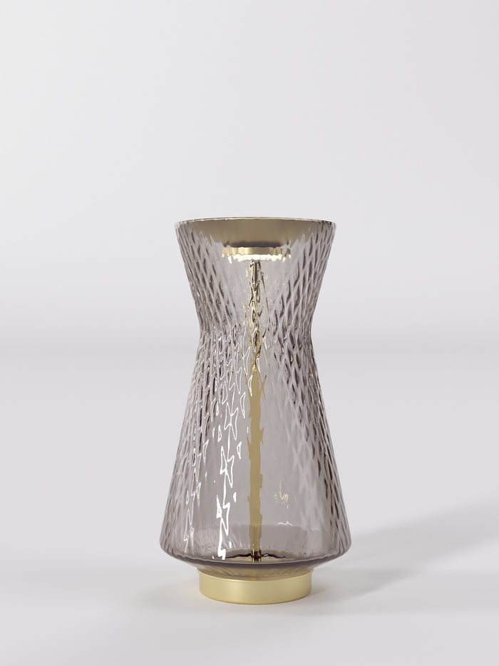 TIARALUCE Table Lamp by Francesco Lucchese for Venini