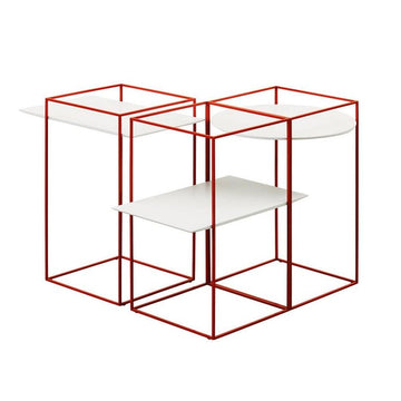 TT Side Tables by Ron Gilad for Adele C