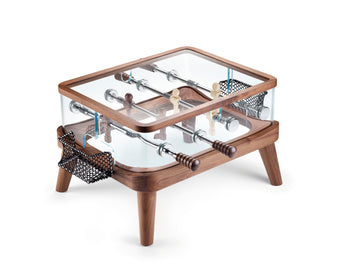 INTERVALLO Foosball Coffee Table by Adriano Design for Teckell