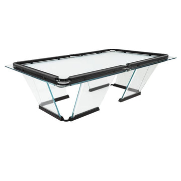 T1 Crystal Pool Nine Feet Table by Marc Sadler for Teckell