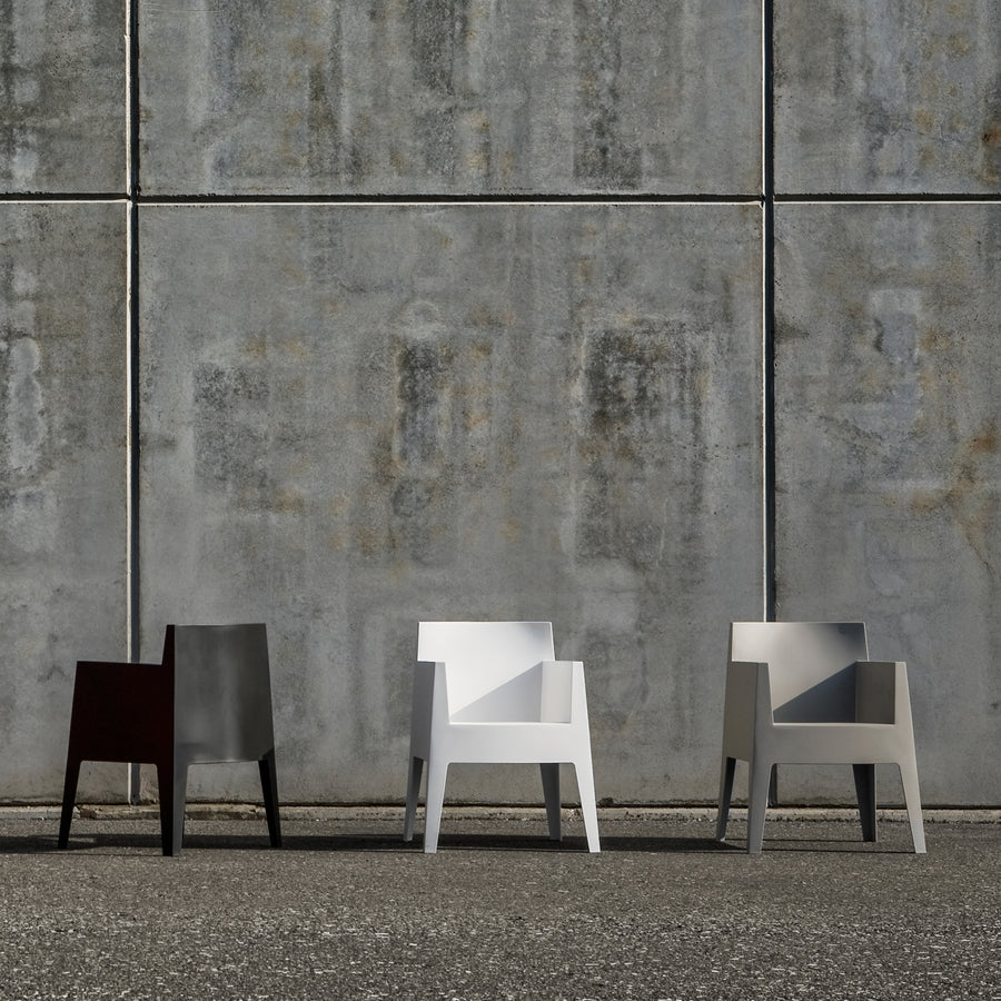 TOY Stackable Armchair by Philippe Starck for Driade