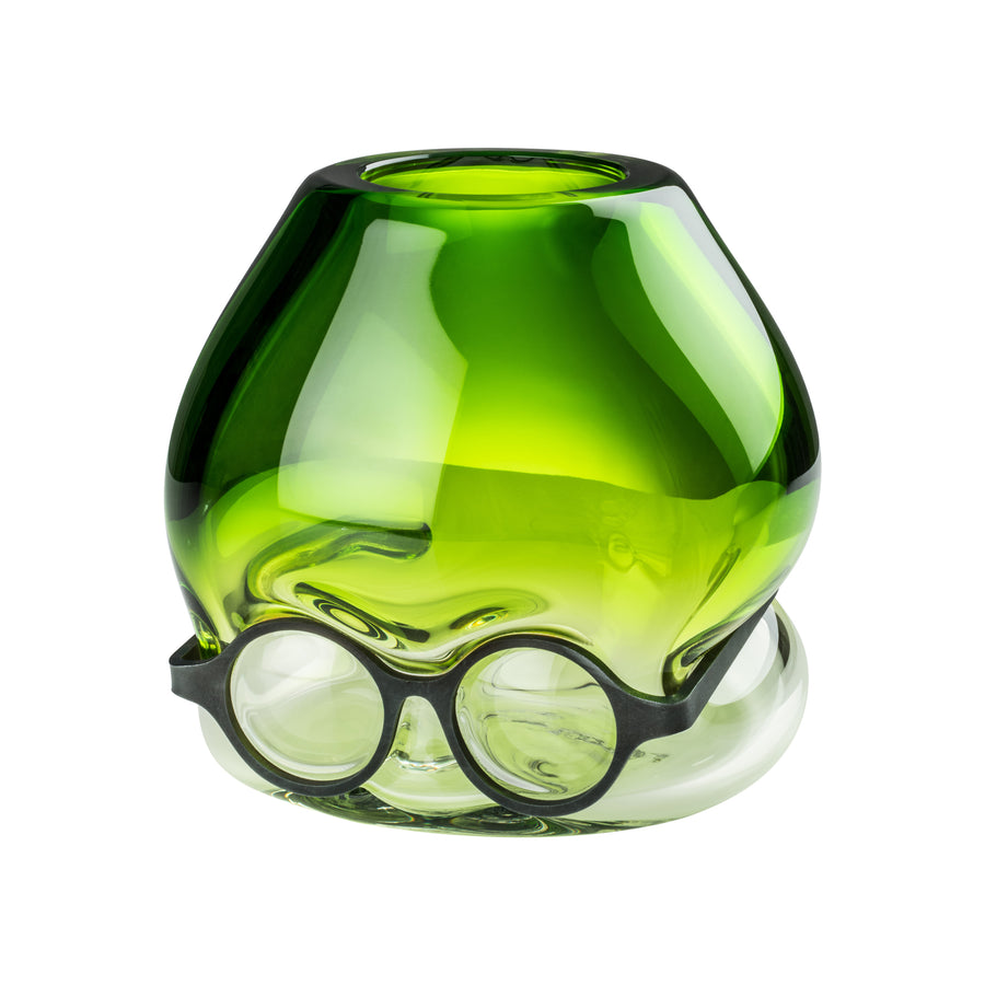 WHERE ARE MY GLASSES? Vase by Ron Arad for Venini