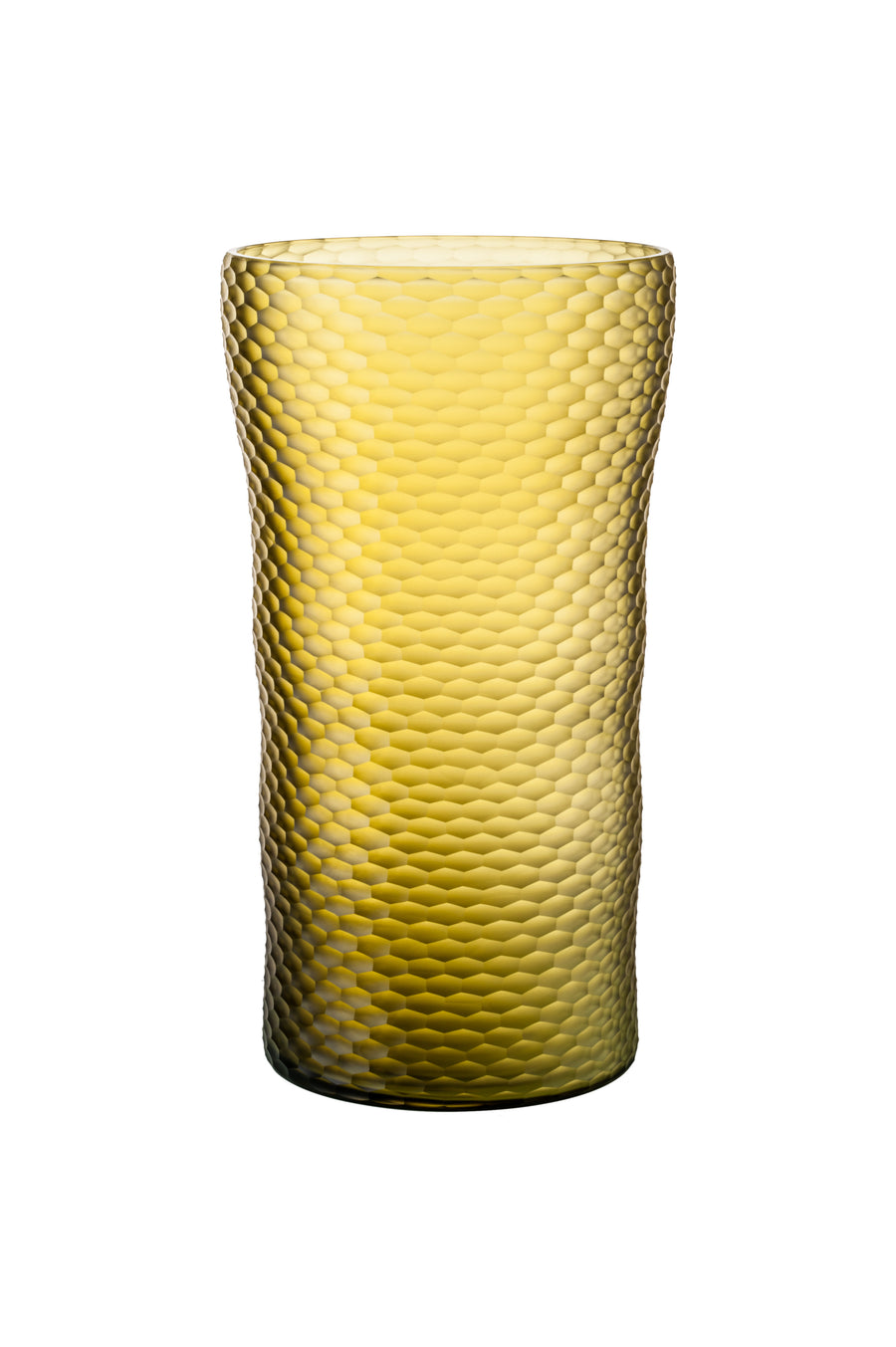 BATTUTO A NIDO D'APE Glass Vase by Carlo Scarpa for Venini - DUPLEX DESIGN