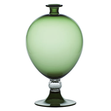 VERONESE Glass Vase by Vittorio Zecchin for Venini