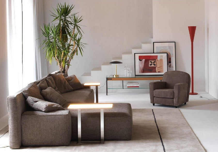 WOW LOW BACK Daybed D1 and D2 by Philippe Starck for Driade
