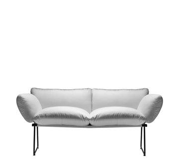 ELISA Two-Seater Outdoor Sofa by Enzo Mari for Driade