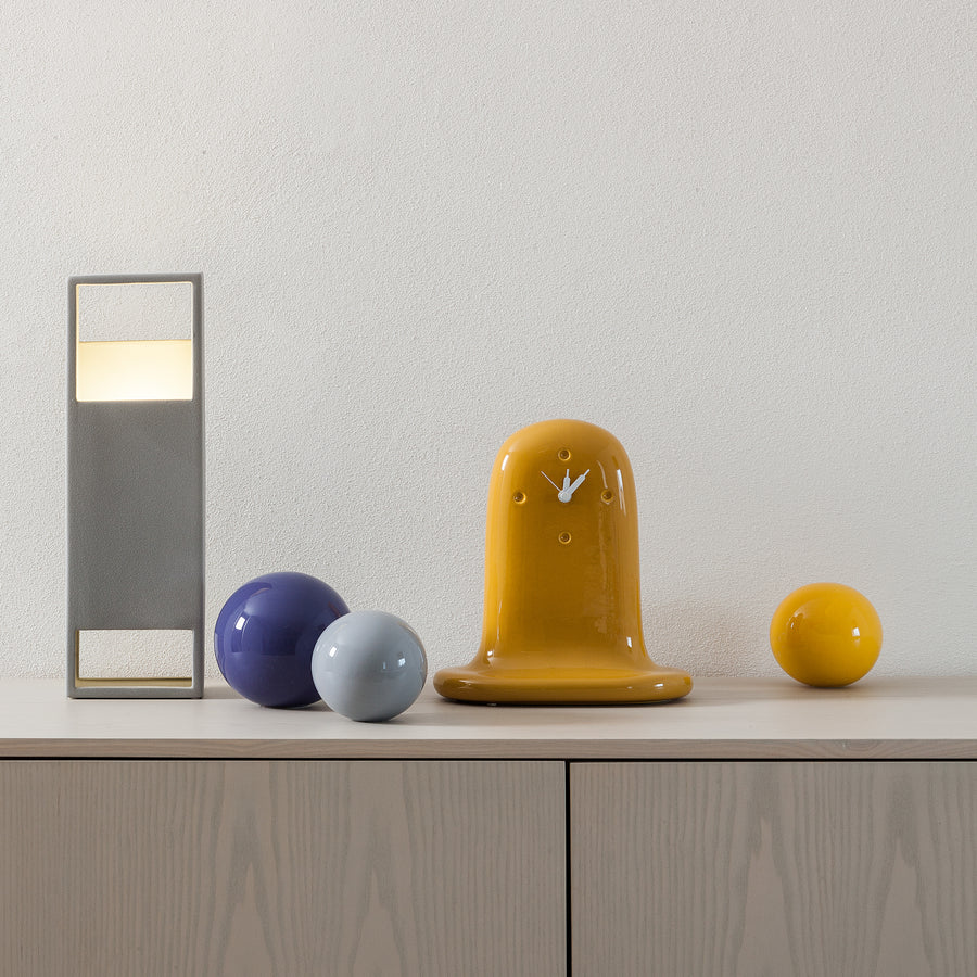 FANTASMIKO Table Clock by Jaime Hayon for Bosa - DUPLEX DESIGN