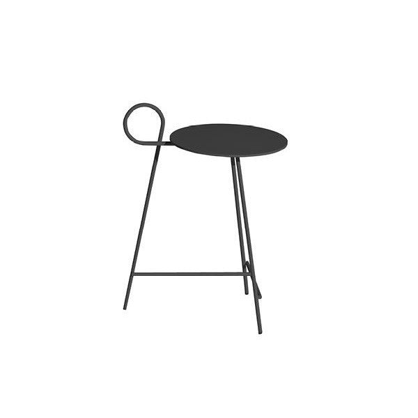 CARMINA Small Round Table by L+R Palomba for Driade - DUPLEX DESIGN