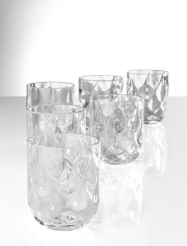 BICCHIERI CARNEVALE Glass Set by Venini - DUPLEX DESIGN