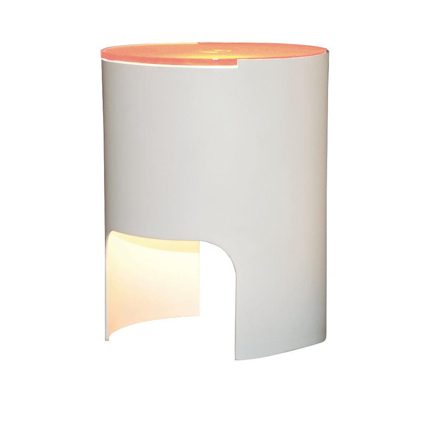 Civetta Table Lamp Orange Diffuser