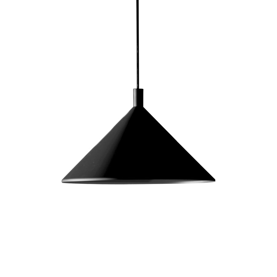 Cono Pendant Light Black