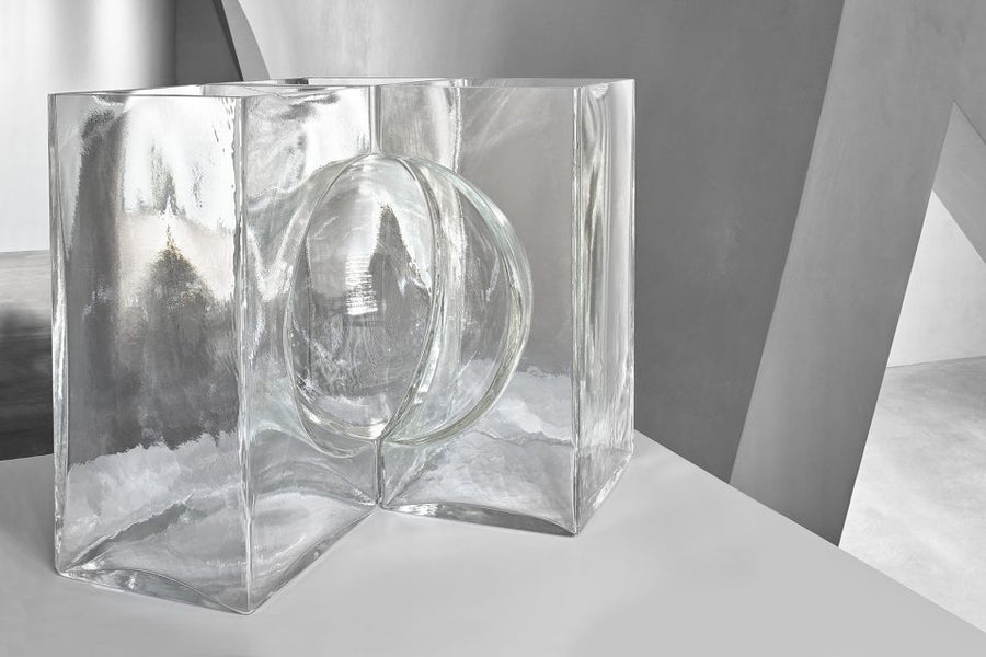ANDO COSMOS Vase by Tadao Ando for Venini - DUPLEX DESIGN