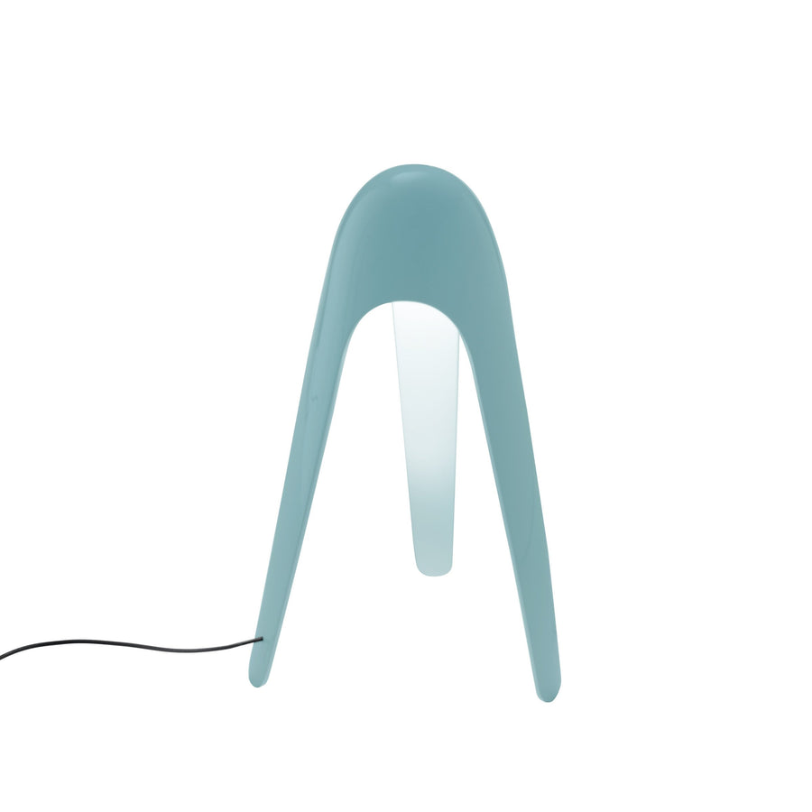 Cyborg Table Lamp Light Blue