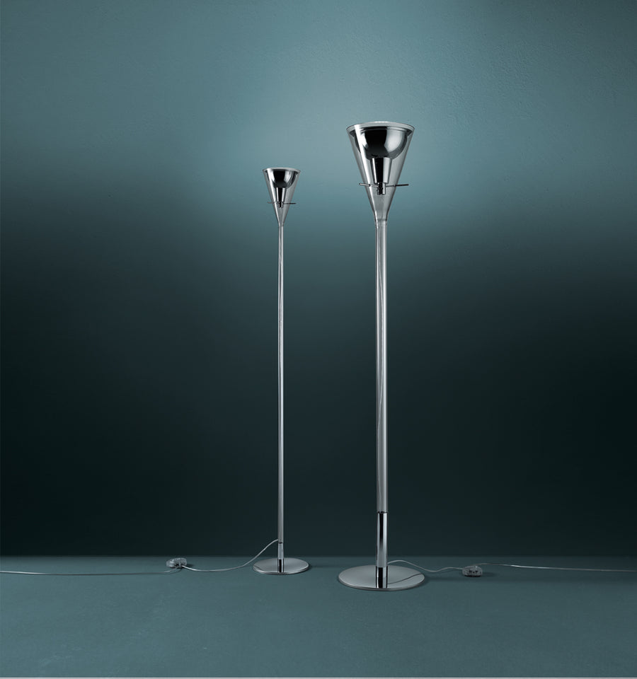 FLUTE Floor Lamp by Franco Raggi for Fontana Arte - DUPLEX DESIGN