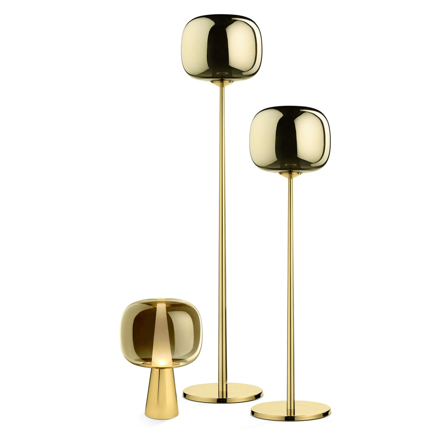 DUSK DAWN Floor Lamp by Branch for Ghidini 1961 - DUPLEX DESIGN