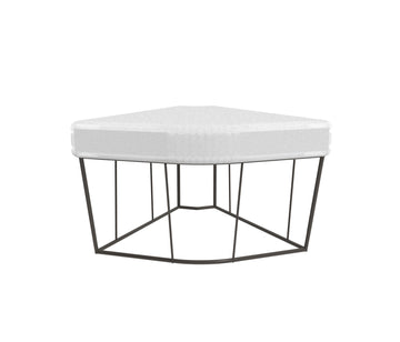 HERVE' Outdoor Table/Corner Element by Lievore Altherr Molina for Driade