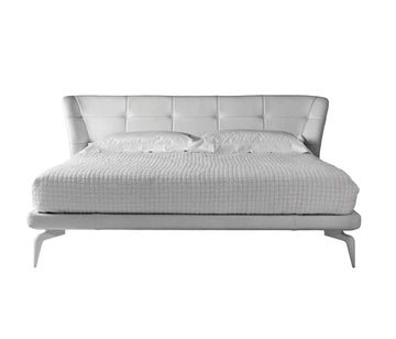 LEEON Double Bed by L+R Palomba for Driade