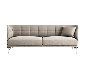 LEEON SOFT Three Seater Sofa by L+R Palomba for Driade