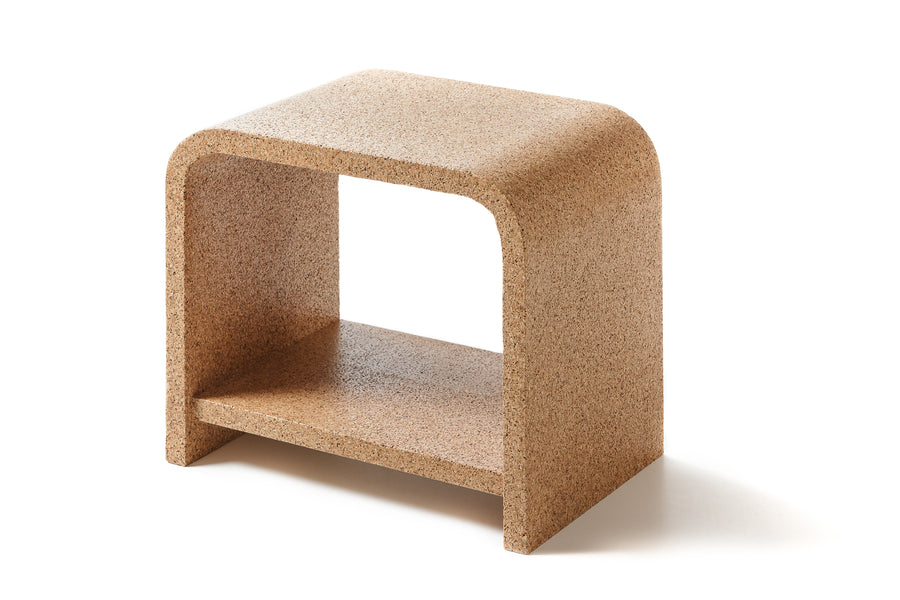 BISU Cork Bedside by OTQ