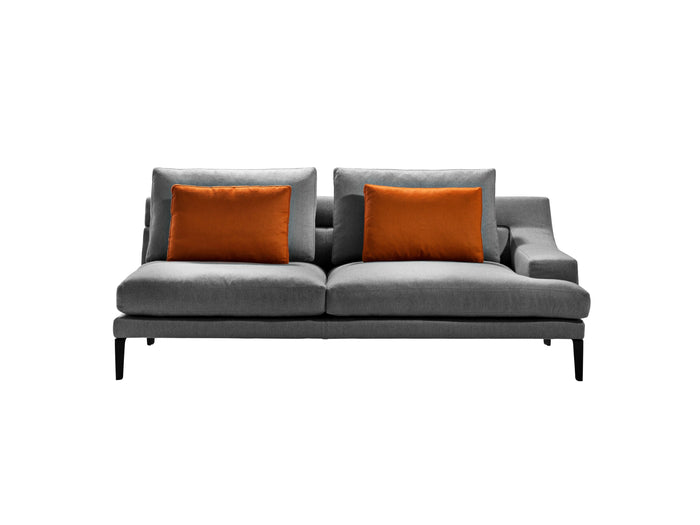 MEGARA Three-Seat Left or Right Sofa by Gordon Guillamier for Driade - DUPLEX DESIGN