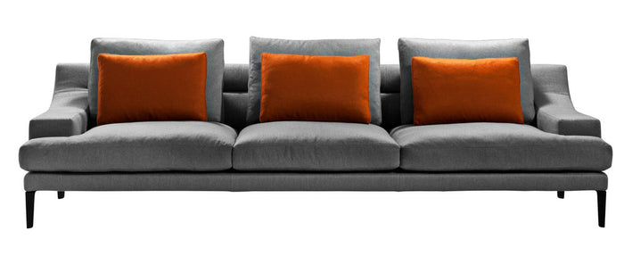 MEGARA Four-Seat Sofa by Gordon Guillamier for Driade - DUPLEX DESIGN