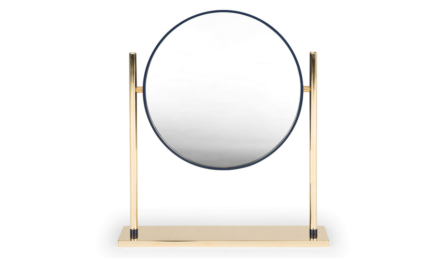 MIRRO' Table Mirror by Federica Biasi for Mingardo - DUPLEX DESIGN