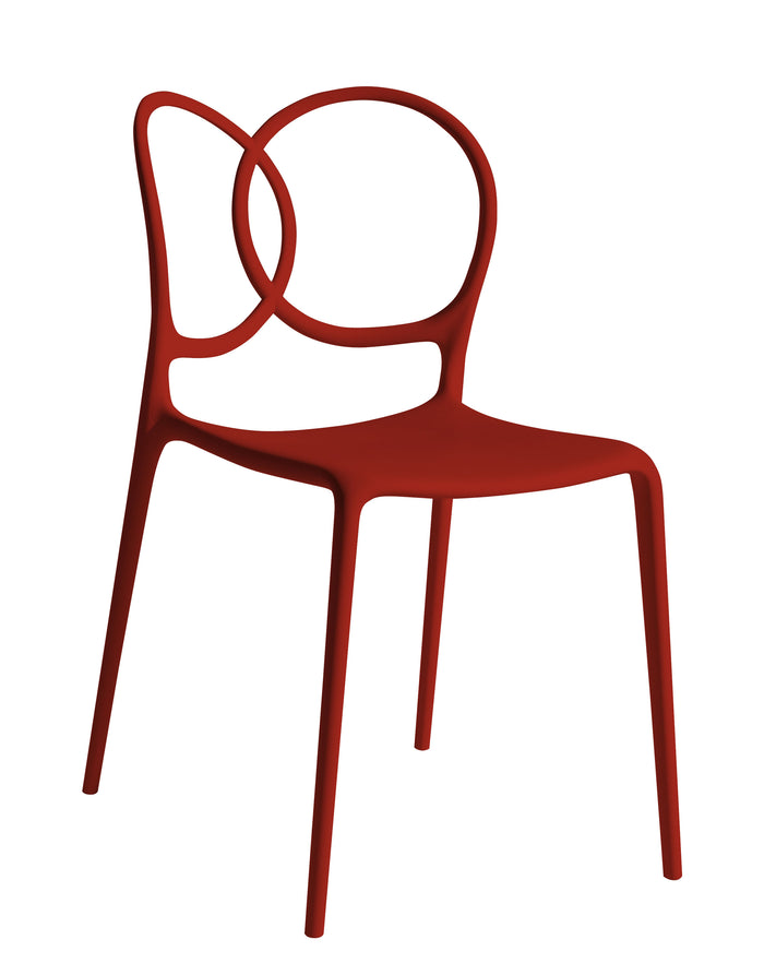 SISSI Stackable Chair by L+R Palomba for Driade