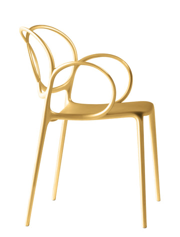 SISSI Stackable Armchair by L+R Palomba for Driade