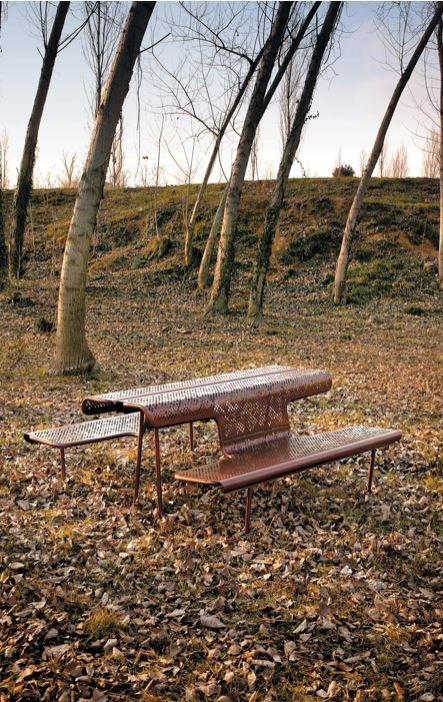 Swiss benches