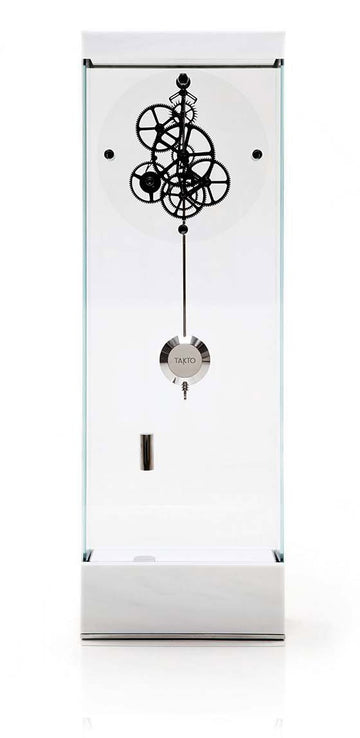 ADAGIO Floor Pendulum Clock by  Gianfranco Barban for Teckell