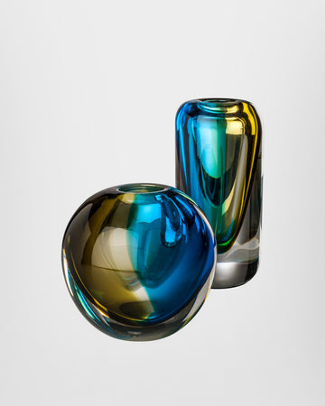 VENEZIA Glass Vase Series by Venini
