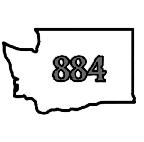 884 Decal