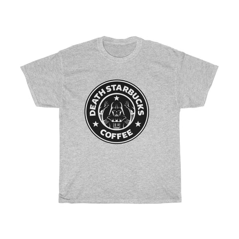 Death Starbucks Coffee Tee