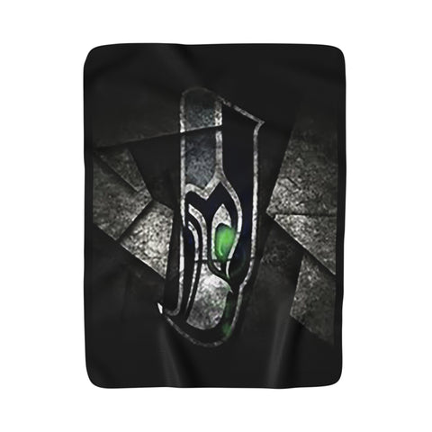 Seahawks Fleece Blanket