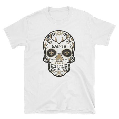 Saints Sugar Skull T-Shirt