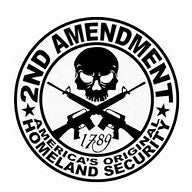 2nd Amendment decal