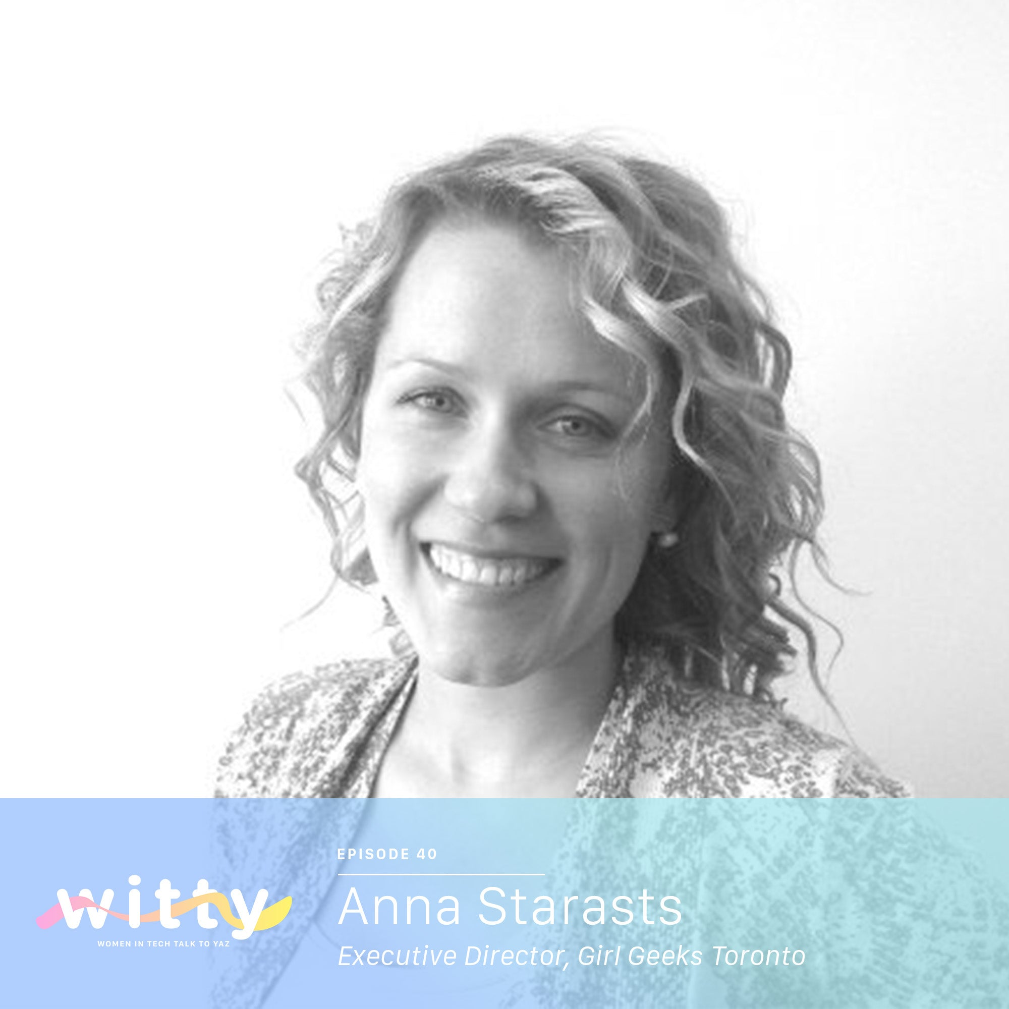 Ep. 40: The challenge of founder worship (Anna Starasts)