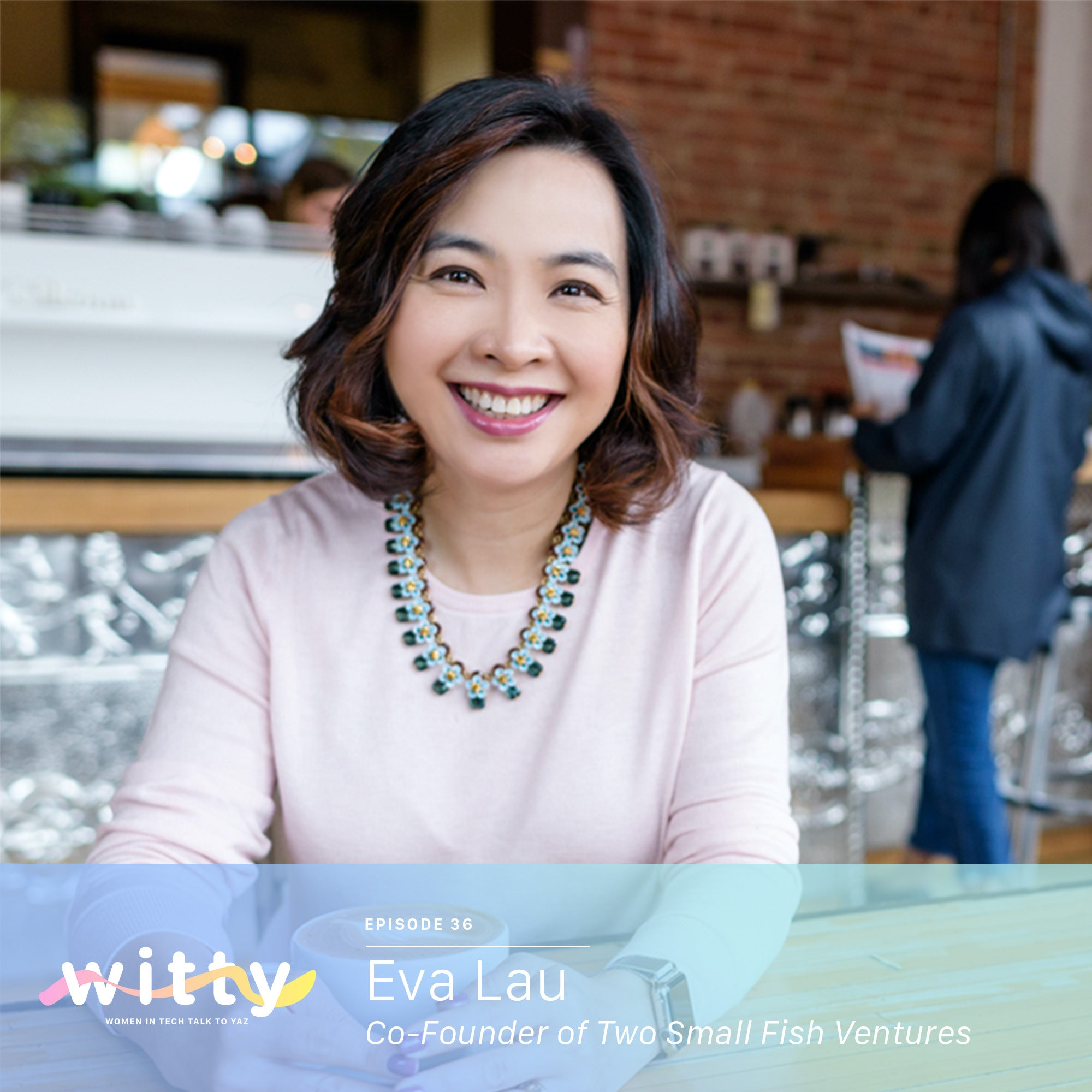 Ep. 36: The elephant in the room (Eva Lau)