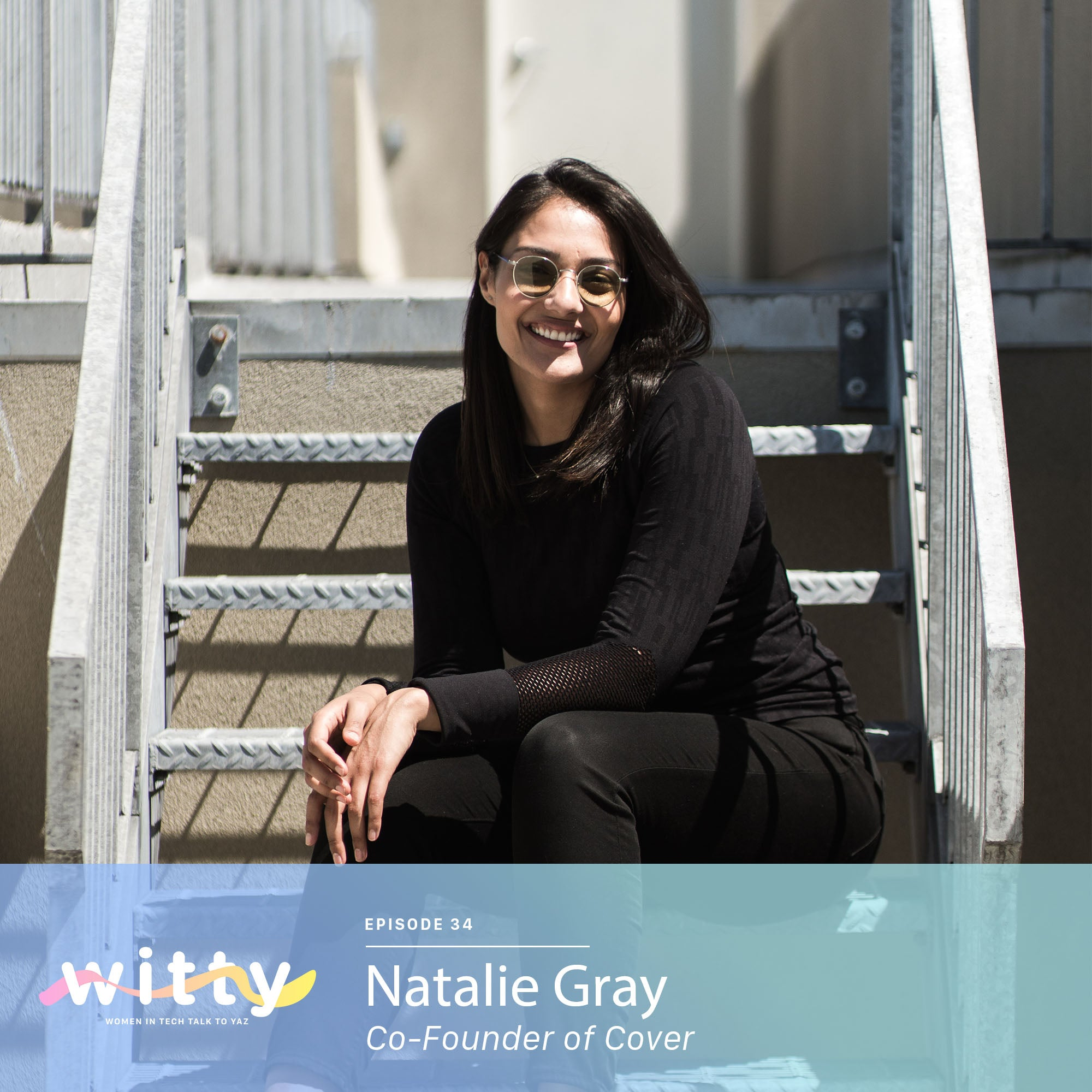 Ep. 34: Married to the problem, not the solution (Natalie Gray)