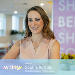 Ep. 41: Make time to jump up and down (Sophia Ruffolo)