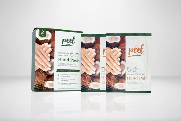 Hand Nourishment Mask Pack