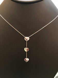 Close2Heart-- Heart Necklaces Made in the USA by Mataci, New York - younican