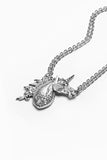 SILVER SPOON NECKLACE MULTIPLE STYLES - younican