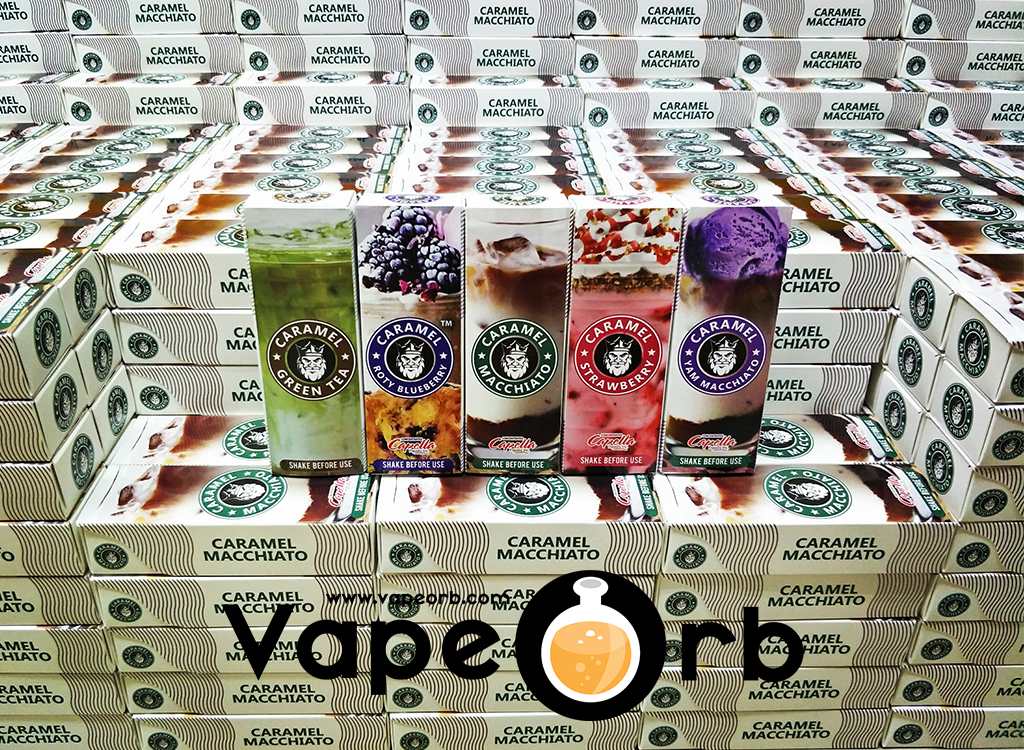 Vape E-Juice & E-Liquid Online Store | Malaysia Distribution Worldwide
