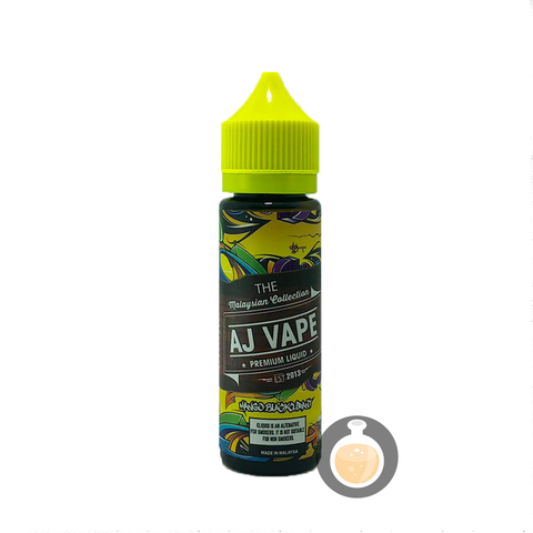 AJ Vape - Mango Blackcurrant (Buy Vape E Juice , Wholesale E Liquid Website , Malaysia Vapor Distributor Store) Shop Now - Vape Orb