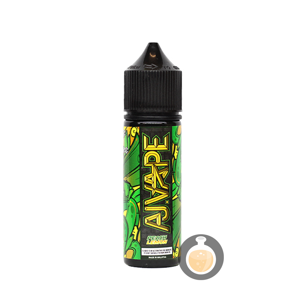 (AJ Vape - Peach Lemon Vape E-Juices & E-Liquids)
