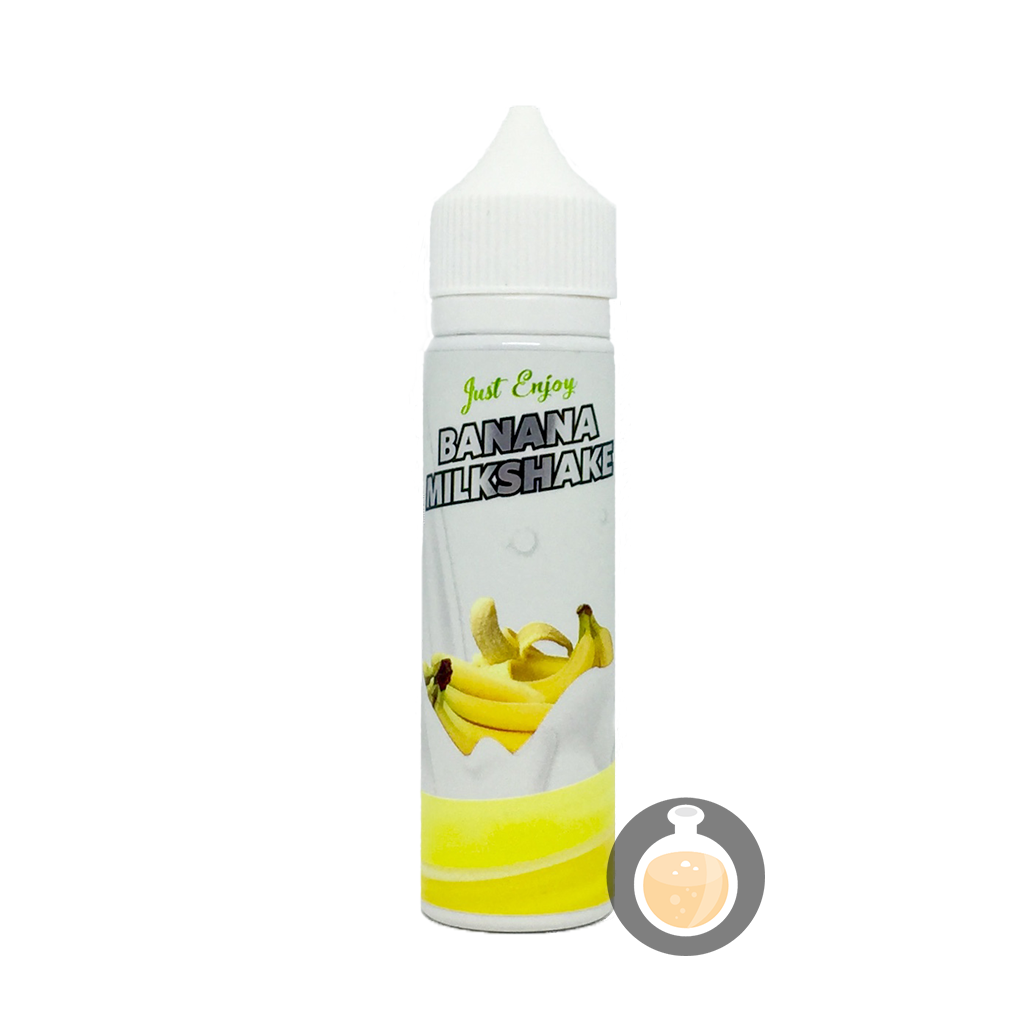 (Just Enjoy - Banana Milkshake Vape E-Juices & E-Liquids)