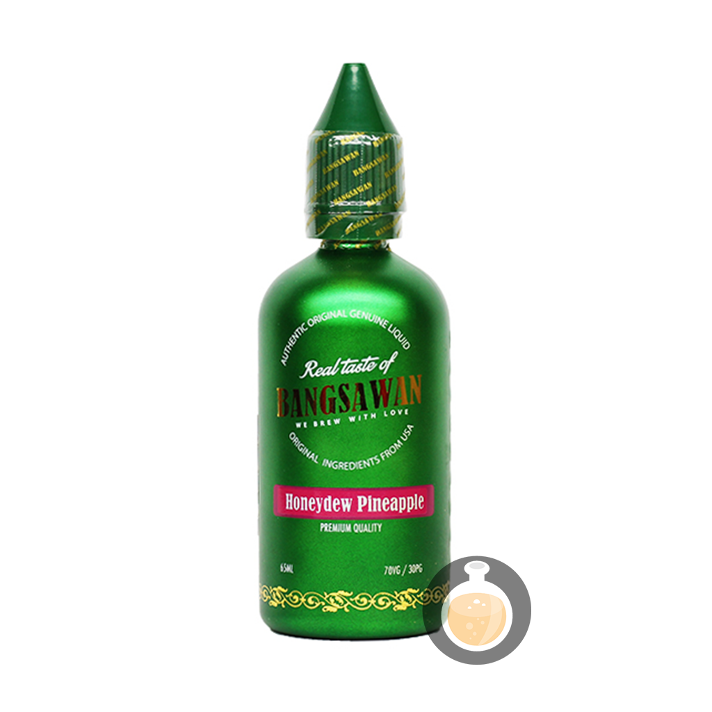 (Bangsawan - Honeydew Pineapple Vape E-Juices & E-Liquids)